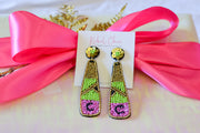 Bright Champagne Earrings