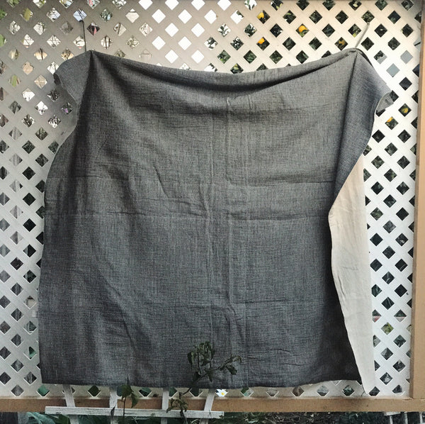 Lap Blanket // Dark Grey