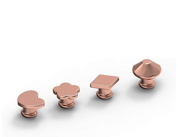 4pcs Decorative Studs