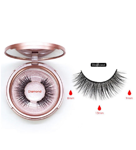 Magnetic Eyelashes Diamond