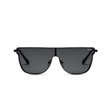 Can You Not Sunglasses for Women in Black with Smoke by Quay Australia at CURRENT