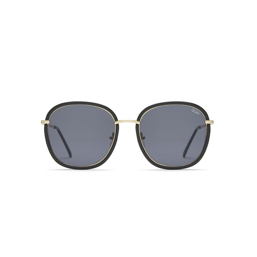 Dreamy Ways Sunglasses in Black by Quay Australia at CURRENT