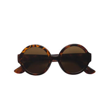 Kylie Toddler Sunglasses in Tortoise by Teeny Tiny Optics at CURRENT