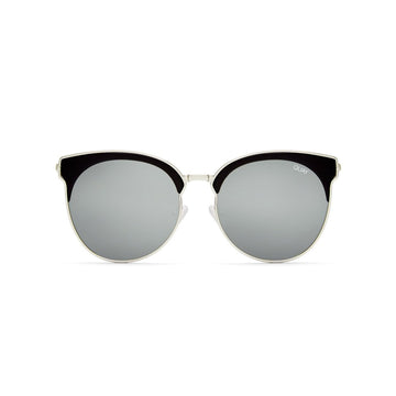 Mia Bella Sunglasses in Black by Quay Australia at CURRENT