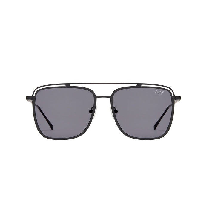 Mr Black Sunglasses in Black for Men by Quay Australia at CURRENT