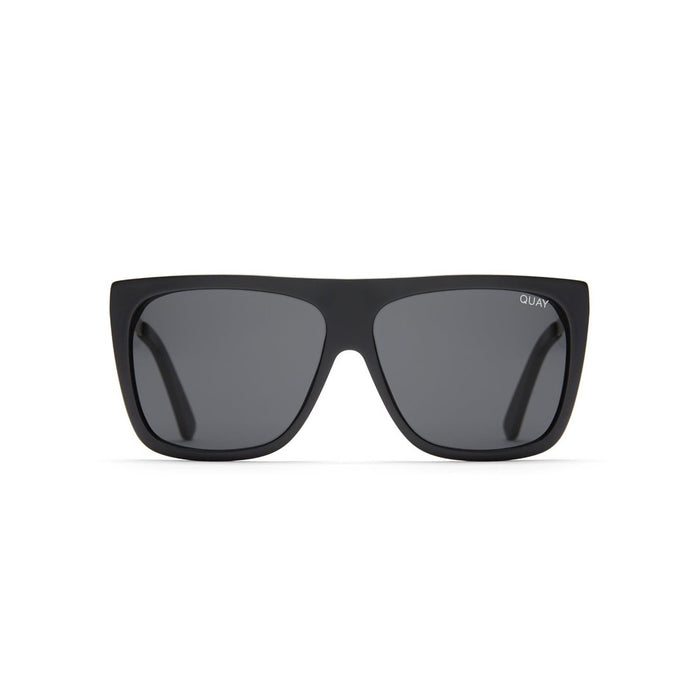 OTL II Sunglasses in Black from #QUAYxDESI by Quay Australia at CURRENT