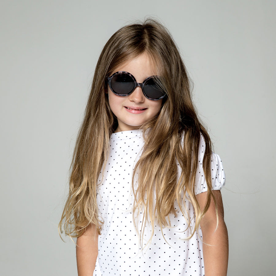 Olive Kids Sunglasses in Tortoise by Teeny Tiny Optics at CURRENT