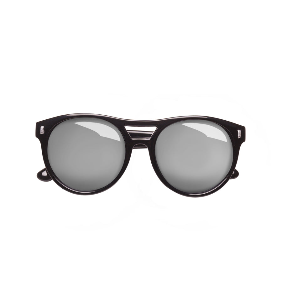 Riley Toddler Sunglasses in Black by Teeny Tiny Optics at CURRENT