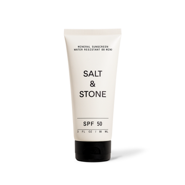 SPF 50 Sunscreen Lotion by Salt & Stone | CURRENT LABEL
