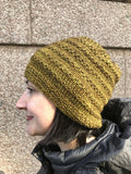 Elling hat + mitts pattern (printed)