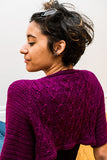 Minx shrug pattern (printed)