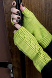 Malus mitts pattern (printed)