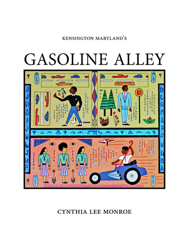 Kensington Maryland's Gasoline Alley