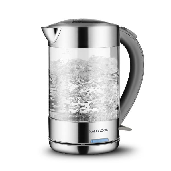 1.5 BPA Free Glass Kettle