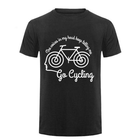 Go Cycling T-Shirt