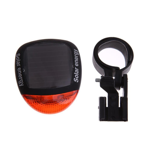 Solar Powered Bike Light