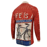 Retro Long Sleeve Jersey