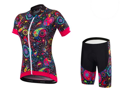 Paislee Cycling Kit