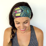 Moisture Wicking Athletic Headband