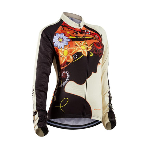 Classic Long Sleeve Stylish Jersey