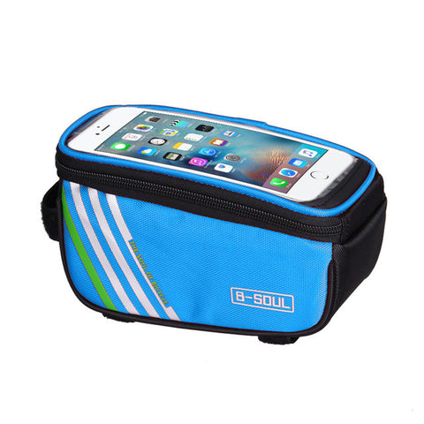 Waterproof Touch Screen Bike Bag