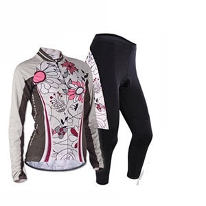 Floret Cycling Kit