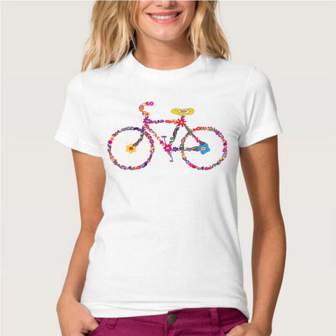 Flower Ride T-Shirt