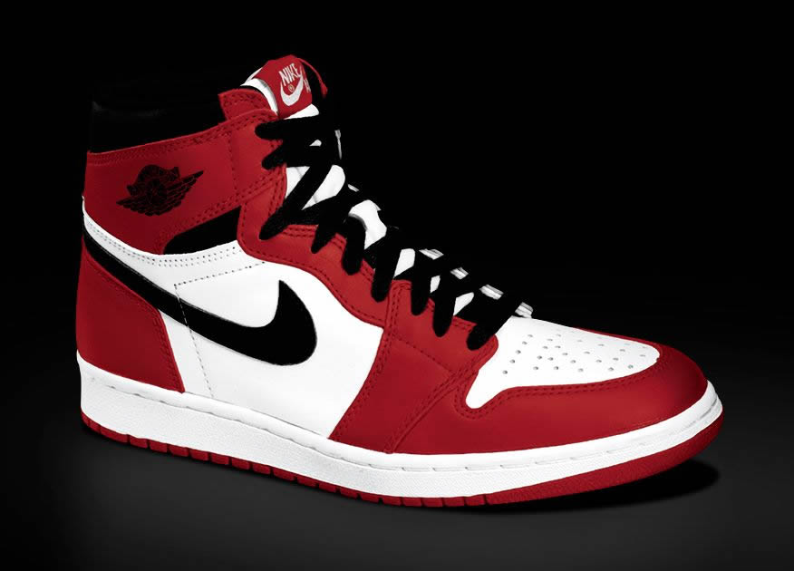 DC006 | The Complete History Of The Nike Air Jordan (1985-Present)
