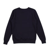 Anti-Adult navy Concept Sweater - Dernier Cri store UK