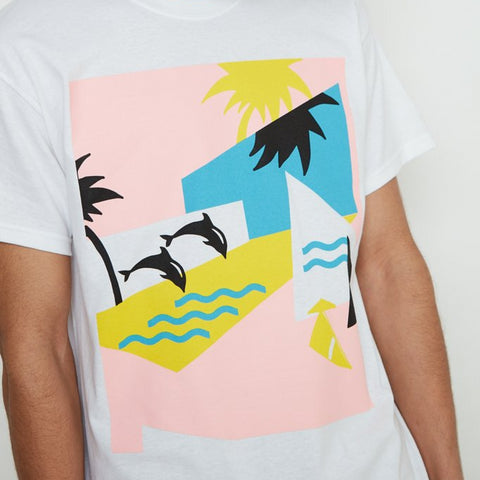 "NEW LOVE CLUB ""SUMMER"" T-SHIRT"