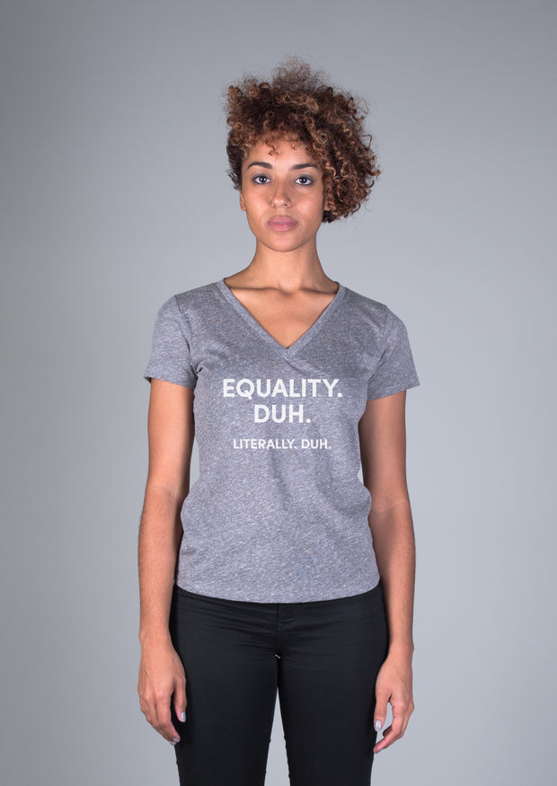 Equality Duh V-Neck