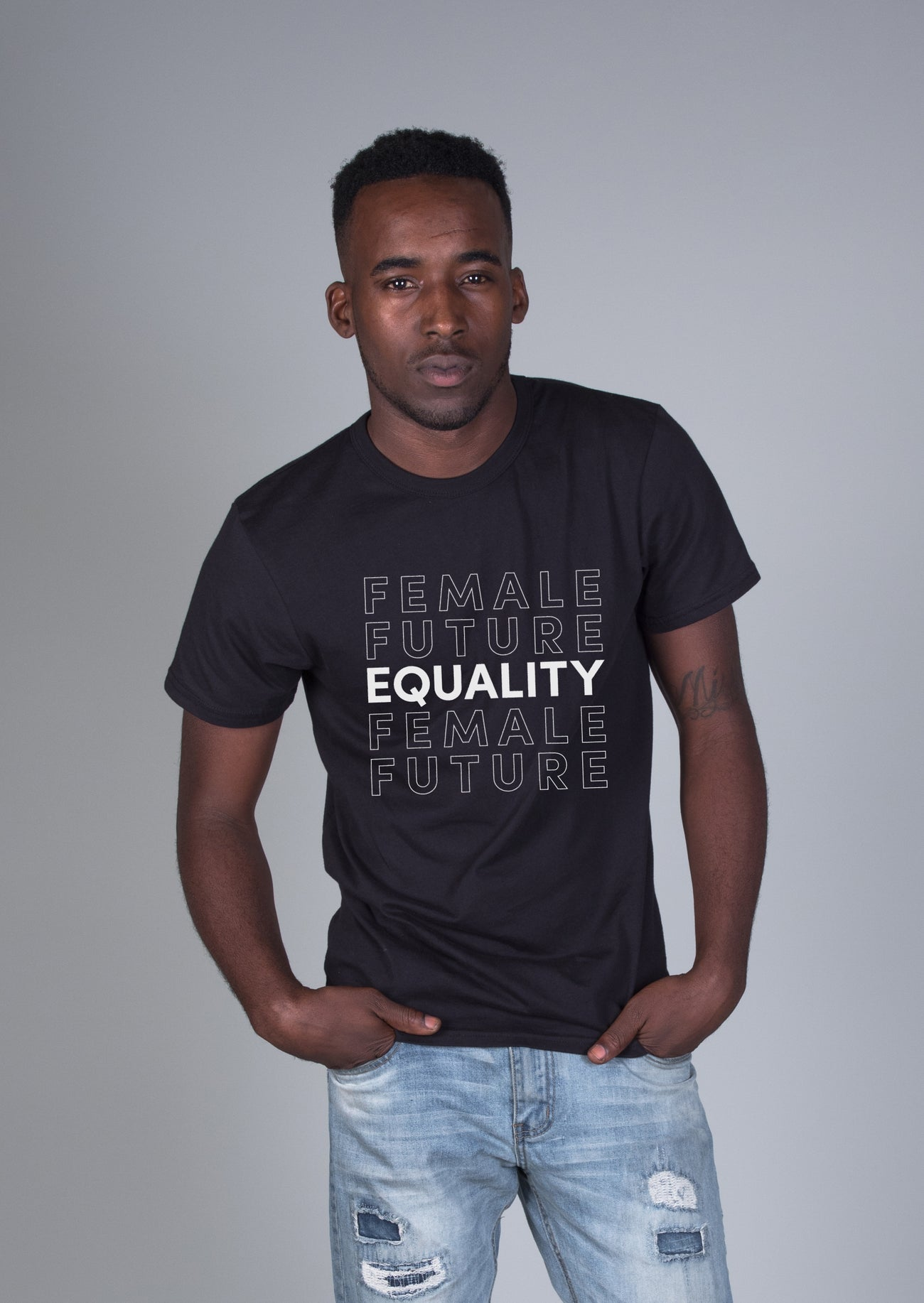 Future Female Equality Unisex Crew