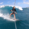 Moona Whyte Kitesurfing in Hawaii