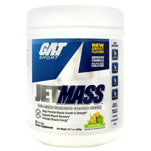 GAT JetMass Creatine Muscle Building Formula