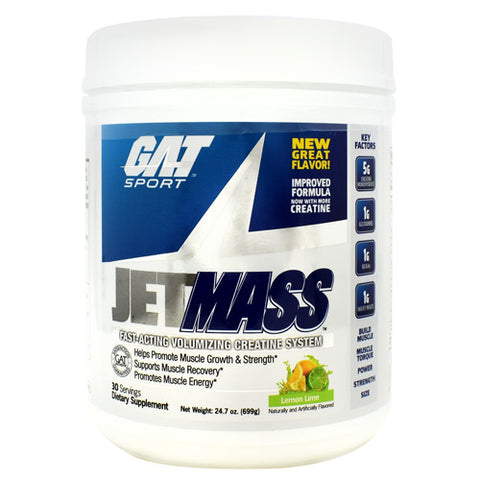 Image of GAT JetMass Creatine Muscle Building Formula