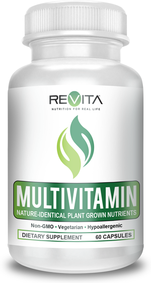 MultiVitamin - 100% BioFusion