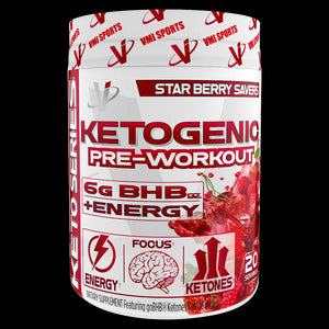 VMI Ketogenic Pre-Workout 20 Servings