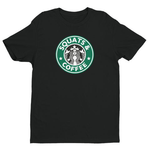 Image of Squats & Coffee Short Sleeve T-shirt