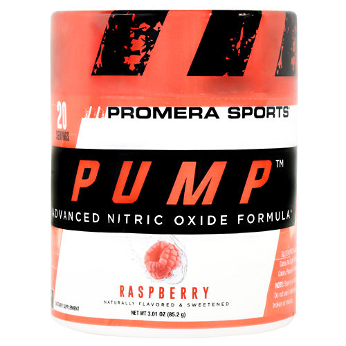 Promera Pump N.O. Pre-Workout Powder