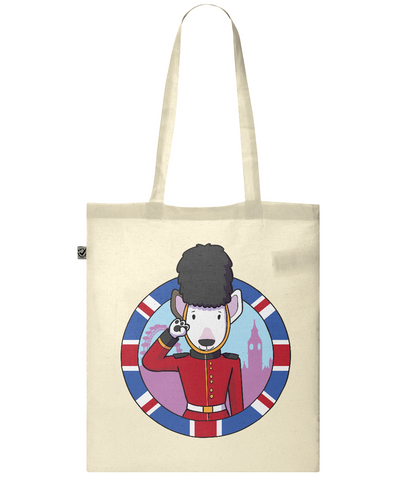 Great Britain Classic Shopper Tote Bag