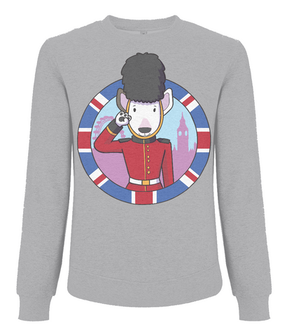 Men's Sweatshirt Rocky the British Royal Guard
