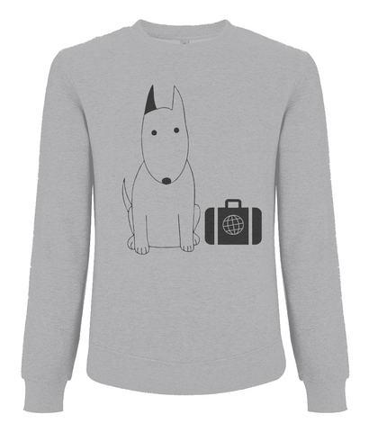 Men's Sweatshirt Rocky the Traveller Business Class
