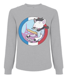 Men's Sweatshirt Rocky the Frenchman