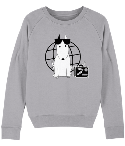 Women's bully sweatshirt tourist (grey)