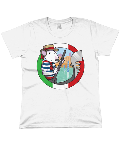 EP02 Classic Jersey Women's T-Shirt Italy