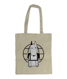Rocky the Backpacker: EarthAware Organic Spring Tote Bag
