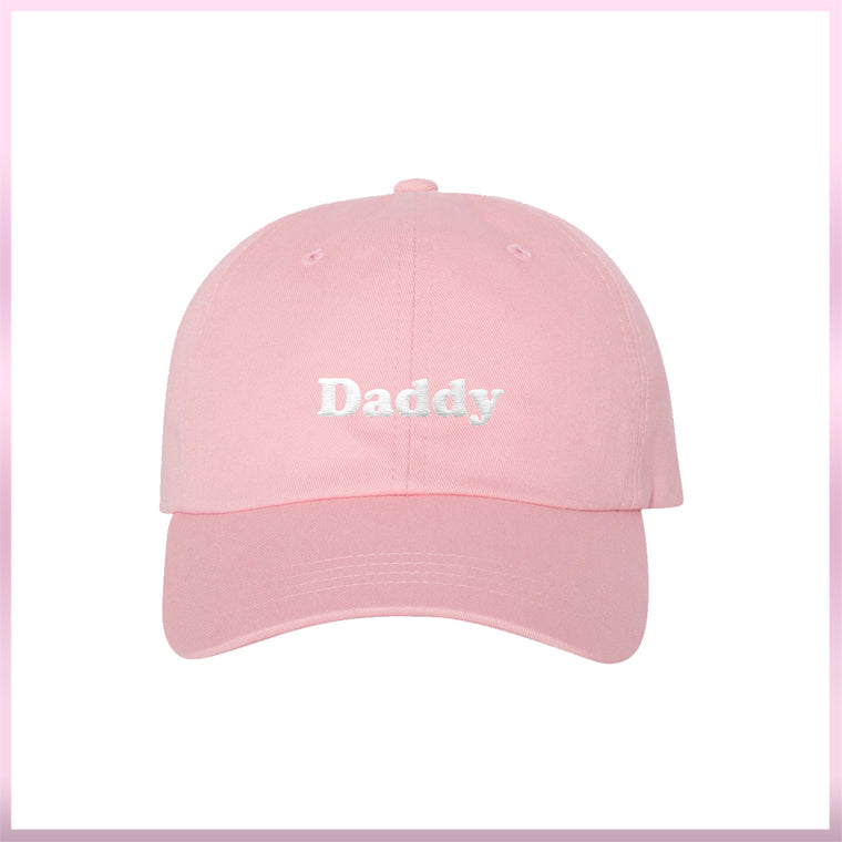Daddy Pink Hat