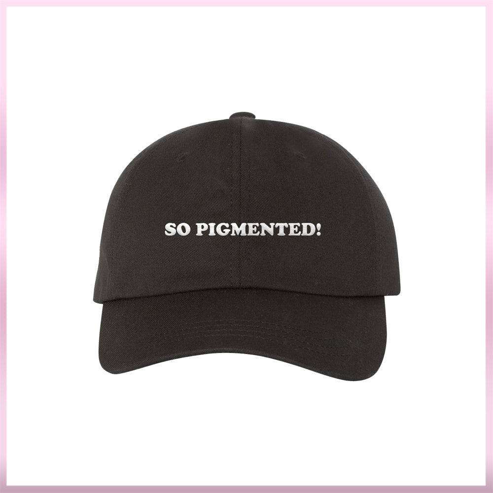 So Pigmented Night Hat