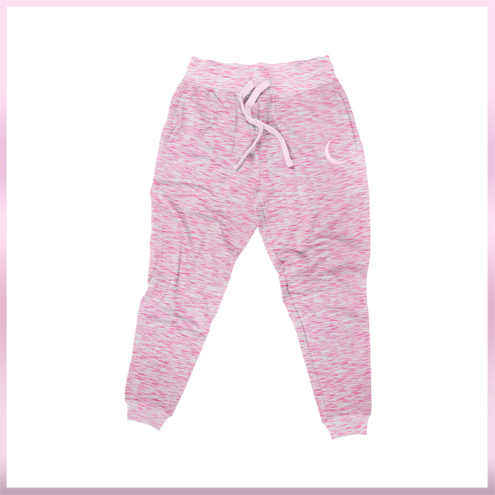 Cozy Pink Joggers