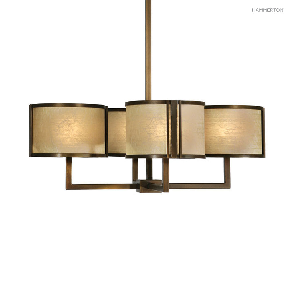 CH2218 Contemporary Chandelier